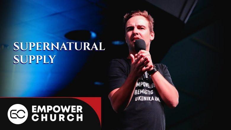 Supernatural Supply