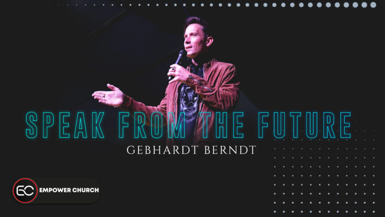 Speak From The Future